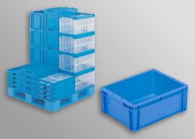 物流容器(プラスチックパレット、コンテナ)