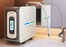 【手洗い専用】 洗浄水・除菌水生成器 WASHBE(ウォシュビィ)